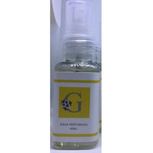 Água Perfumada Girassol Boutique 40ML