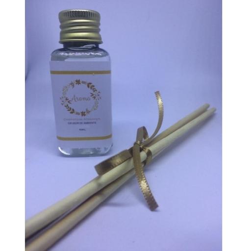 Difusor de Ambientes 40ML Aroma Bamboo