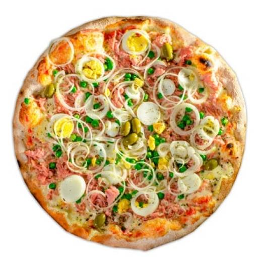 Pizza Grande Portuguesa Clássica