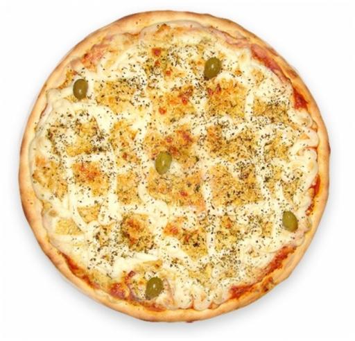 Pizza Grande Frango Catupiry