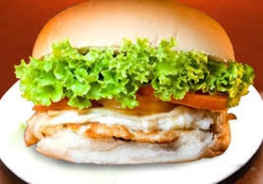 X-Salada Simples (Frango)