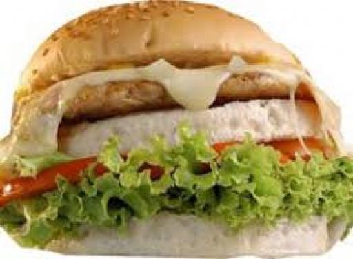 X-Salada Especial (Frango)