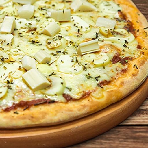 Pizza Grande de Palmito