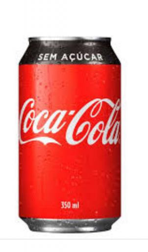 Refri Coca Cola Zero