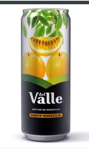 Suco Del Valle  Maracuja
