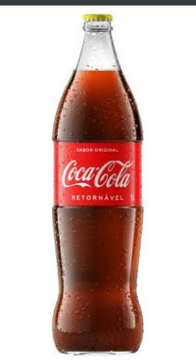 Refri Coca Cola