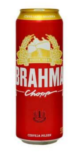 Cerveja Super Latão de Brahma