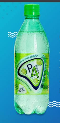 Agua P4 Limao