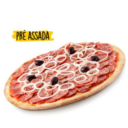 Pizza Pré Assada (Opção de Assar)