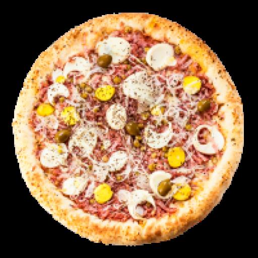 Pizza Pré Assada Portuguesa
