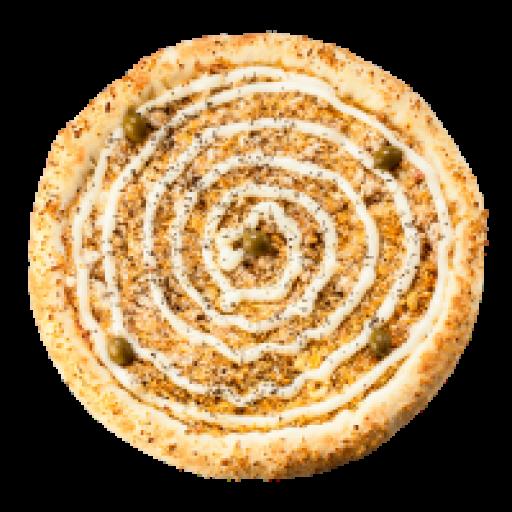 Pizza Pré Assada Frango Com Requeijão