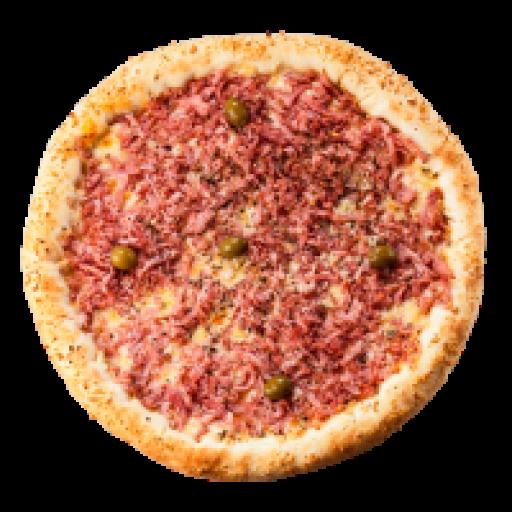 Pizza Pré Assada Americana