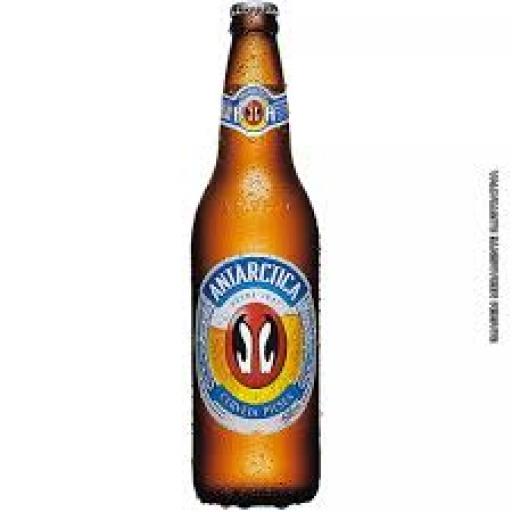 Cerveja Antárctica 600ML C/24