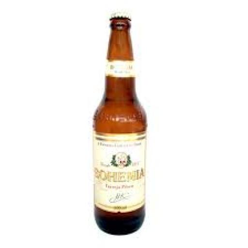 Cerveja Bohemia 600ML C/24