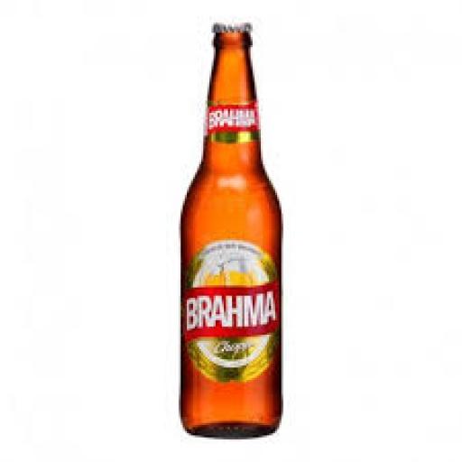 Cerveja Brahma 600ML C/24