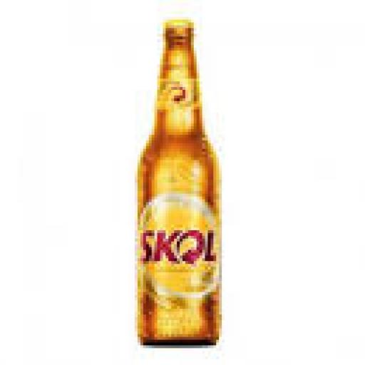 Cerveja Skol 600ML C/24