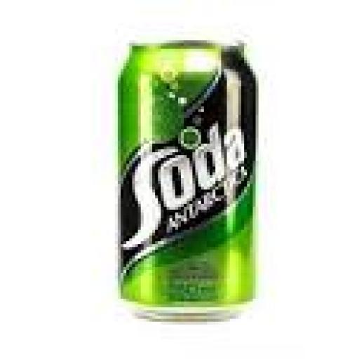 Soda Limonada Lata 350ML C/12