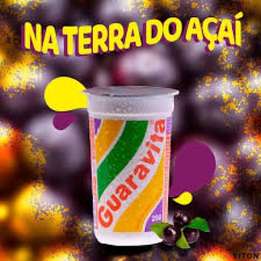 Guaravita Copo Açaí C/12