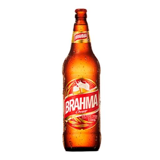 Cerveja Brahma Litrão C/12