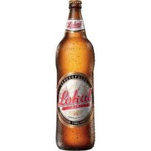 Cerveja Lokal Litrão C/12