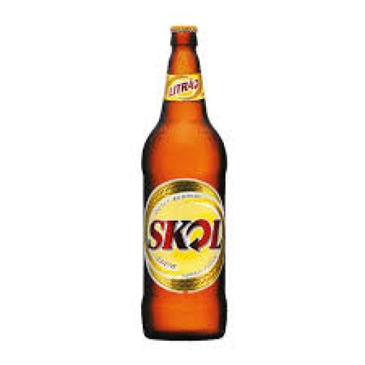 Cerveja Skol Litrão C/12
