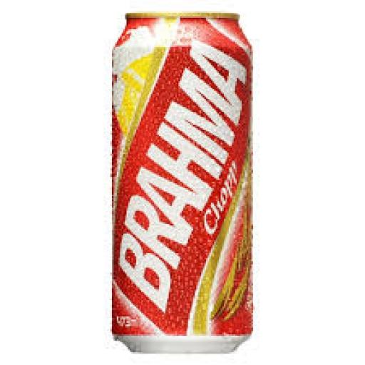 Cerveja Brahma Latão C/12
