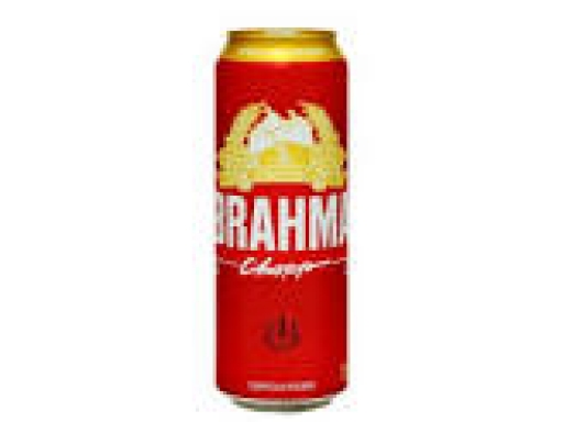 Cerveja Brahma Mega Latão 550ML C/12