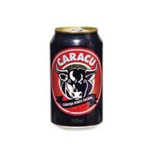 Cerveja Caracu Lata C/12