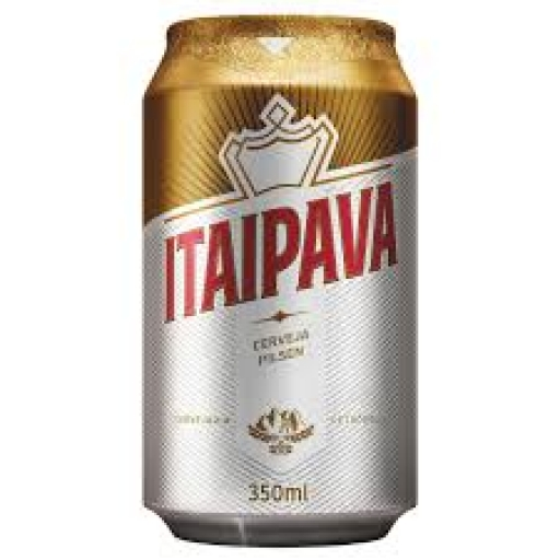 Cerveja Itaipava Lata C/12