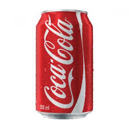 Coca Cola Lata 350 ML