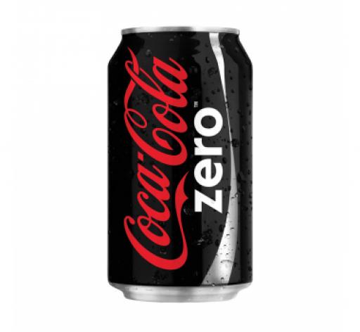 Coca Cola Lata Zero 350 ML