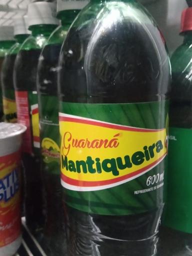 Guarana Mantiqueira 600 ML