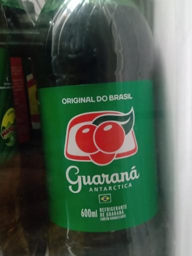 Guarana Antarctica 600 ML