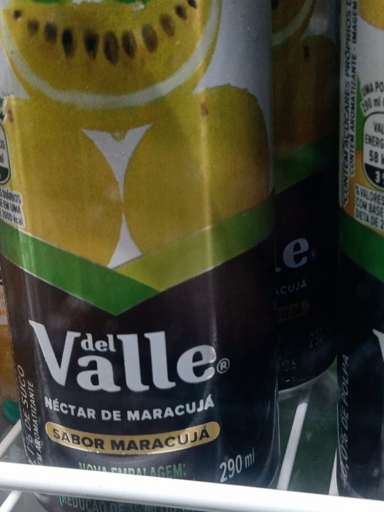 Suco Del Valle Maracuja 290 ML