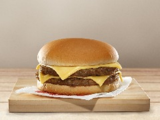 Double Cheese Burguer