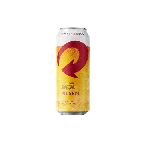 Cerveja Skol Lata 473 ML