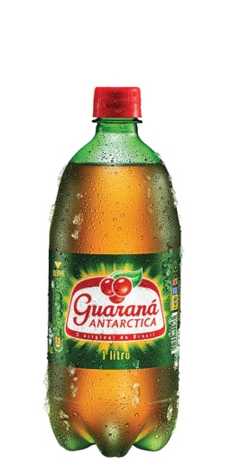 Guaraná Antárctica 1L
