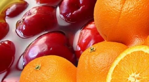 Vitamina de Polpa Laranja C/acerola 400ML