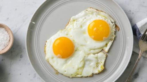 2 Ovos Fritos