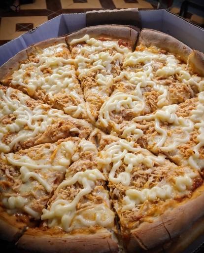 Pizza Grande Frango C/catupiry