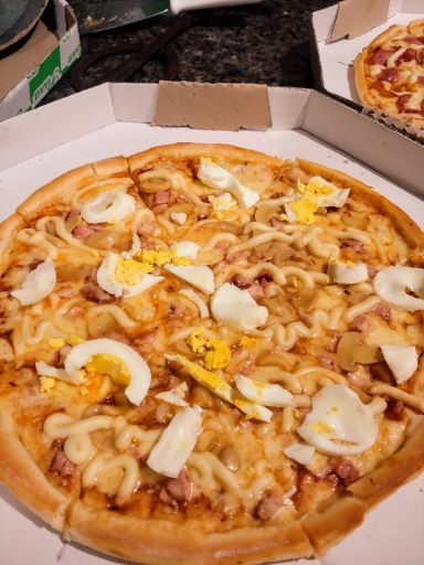 Pizza Grande Siciliana