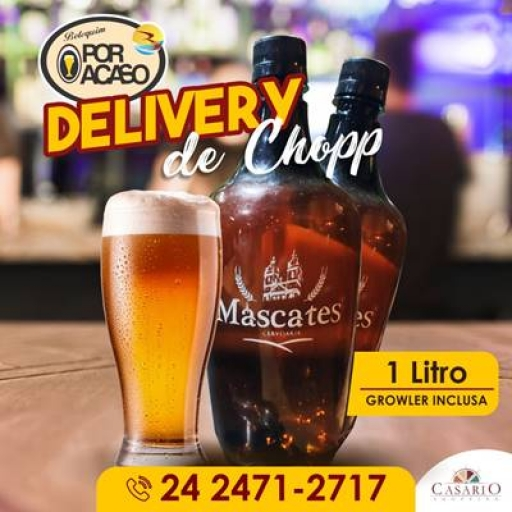 Mascates Red Ale 1L