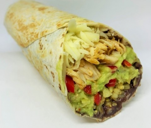 . Burrito de Frango