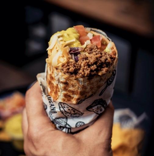 . Burrito Chilli Con Carne