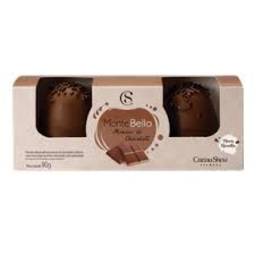 Montebello Mousse Chocolate 90G