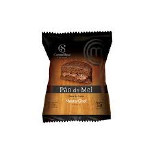 Pão de Mel Doce de Leite 50G