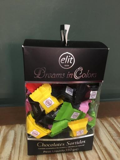 Chocolate Dreams Tablets Sortidos
