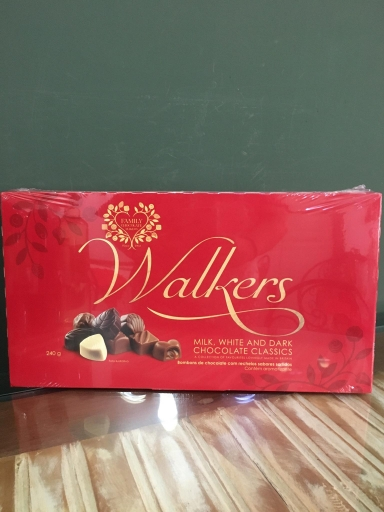 Chocolate Walkers