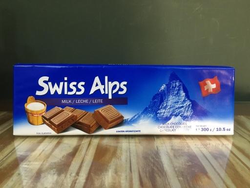 Chocolates Swiss Alps Suíço