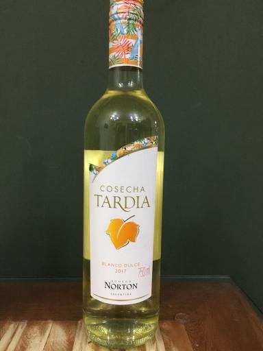 Vinho Branco Seco Argentino Tardia